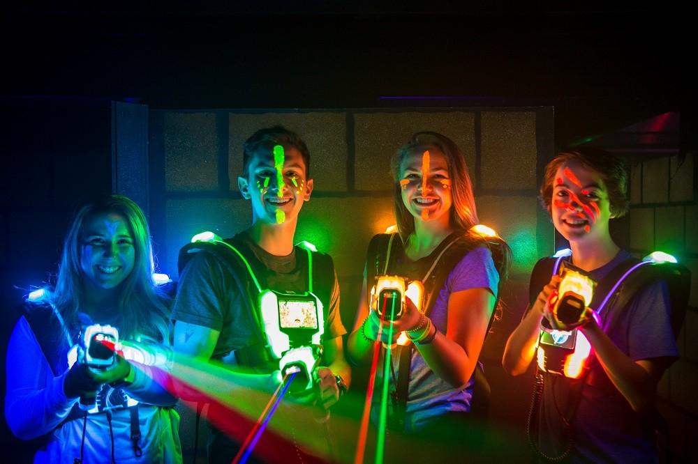 Laser Force - Laser tag